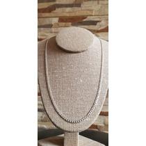4ab297242ce4 Cadena Barbada Diamantada Hombre Delgada Plata Ley 0.925 en venta en ...