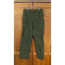 Pantalon Us Army Camuflage Nocturno