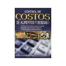 Libro Control De Costos De Alimentos Y Bebidas 1 *cj