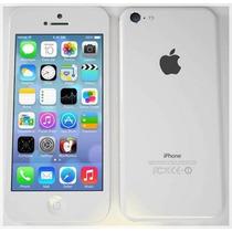 Iphone Blanco 5c 16gb Desbloqueado Listo Para Usar Gsm Hm4