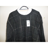 Sweater Merona De Lana Sport Talla Xl