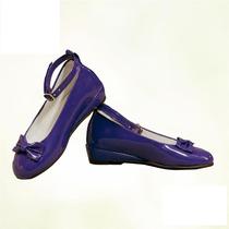 Zapatos Para Princesas. Zapatillas De Varios Colores