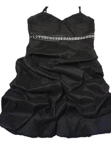Vestido Nina Ferré Negro Mediano En Venta En Tultitlán