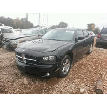 Dodge Charger 2010 Motor 3.5 Transmision Autopartes Usadas