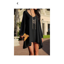 Vestidos Negros Bonitos Elegantes