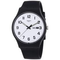 Reloj Swatch Suob705 Negro