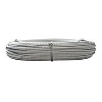 Cable 2 O 4mm, Acero Inoxidable. Precio X Metro. Importado.