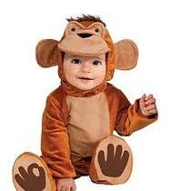 Mono Traje De Bebé - Bebé 12-18 Meses Lindo Jungle