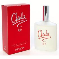 Perfume Original Charlie Red Dama 100 Ml Revlon