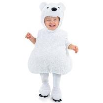 Disfraz De Oso Polar Para Bebes Niños, Envio Gratis