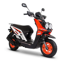 Moto Italika Ws 150 Sport Naranja