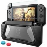 Funda Y Protector De Pantalla Compatible Con Nintendo Switch