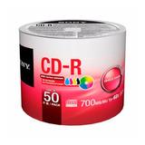 50 Cd Sony Imprimible  48x 700mb 100% Facturado Full