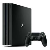 Sony Playstation 4 Pro 1tb Call Of Duty: Modern Warfare Jet Black