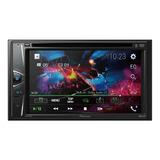 Auto Estereo Pantalla Pioneer Avh-g215bt Dvd Usb Bluetooth Auxiliar Fm/am Doble Din