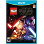 Lego Star Wars The Force Awakens (nuevo Sellado) - Wiiu