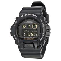 Reloj Casio G Shock Gdx-6900-1 Negro Horario Mundial Crono