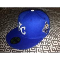 Gorra Beisbol Mlb Kansas City Royals Talla 7 1/2