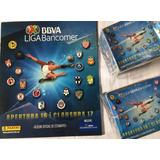 Album Liga Mx Bbva 2016-2017 + 2 Cajas De 50 Sobres C/u
