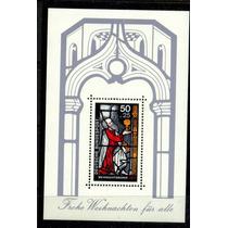 0065 Vitral Religioso Alemania H Recuerdo 1 P Mint N H 1977