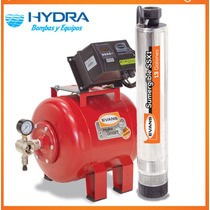 Sistema De Presión Constante De 1.5hp Con Tanque Hydro-mac