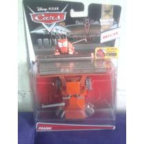 Hotweels Trilladora Frank Cars Mattel Jhonny Ligthing
