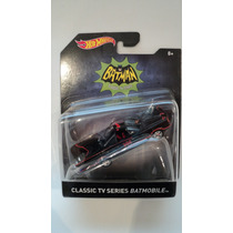 Hot Wheels Batman Batmobile Tv Series Escala 1 50