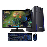 Cpu Xtreme Pc Gamer Amd A10 Fx 8800p 8gb 1tb Radeon R7 Monitor Led 20 Pulg.