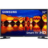 Pantalla Smart Tv 32 Pulgadas Samsung Television Lh32betblgk