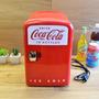 Refrigerador Personal De Coca Cola Para 6 Latas De 355ml  :)