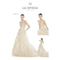 Vestido Novia Usado Pronovias La Sposa En Venta En Monterrey