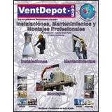 Panfleto O Folleto De Montajes E Instalaciones Ventdepot
