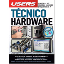 Libro Tecnico Hardware Reparacion De Pc (digital)