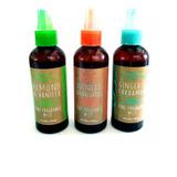Bath And Body Works Essential Oils 3-piezas Body Mist