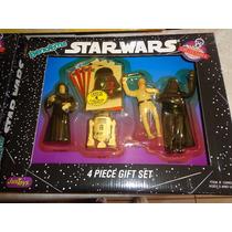 Vintage Star Wars Just Toys Bend-ems Figuras Flexibles