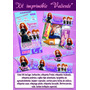Kit Imprimible Valiente Brave Etiquetas Fiesta Invitacion