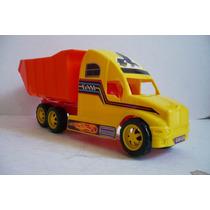 Camion De Volteo - Camioncito De Juguete - Camion Escala