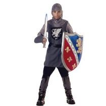Disfraz De Caballero Medieval, Historico Para Niños