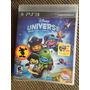 Disney Universe Play Station Ps3 - 2 Trajes Gratis Nuevo