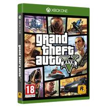 ® Grand Theft Auto V Gta 5 Gta V Para Xbox One ®