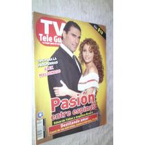 Angelica Rivera Eduardo Yañez Revista Tele Guia 2007