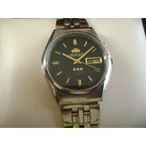 Reloj Orient Automático 21 Joyas. Crystal. Vintage Años 80´s