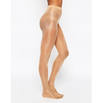 Pantimedias Brillosas Wolford Satin Touch 20 Sheer Tights