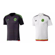 Jersey Adidas Mexico 2015 Copa Oro Y Copa America, México