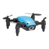 Mini Dron De Bolsillo Plegable Pocket Drone Con Cámara S9w