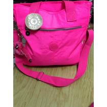 Bolsa Kipling Color Rosa