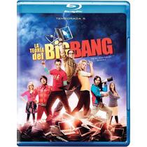 La Teoria Del Big Bang Temporada 5, Serie De Tv En Blu-ray