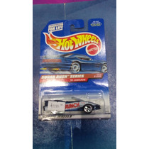 Hot Wheels Sugar Rush Series 95 Camaro Azul Js