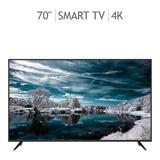 Sharp Pantalla 70  Android Tv 4k Uhd Led 4t-c70bk2ud