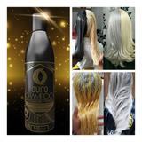 Shampoo Negro Matizador Cabello Gris Plata Silver Envio Grat
